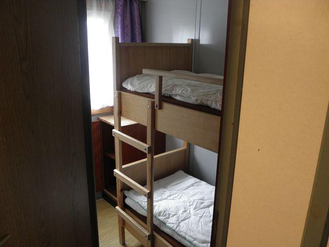 Etagenbett Camping : Zelt u etoile boisu c cosy auf dem campingplatz huttopia